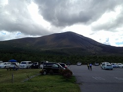 浅間山20140915