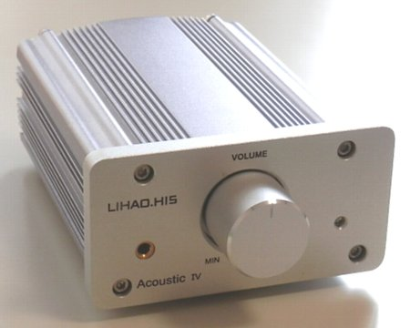 lihao acoustic iv f