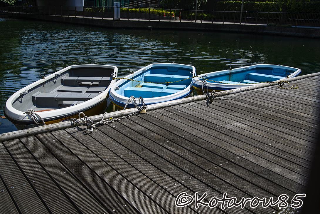 ボート 20140730