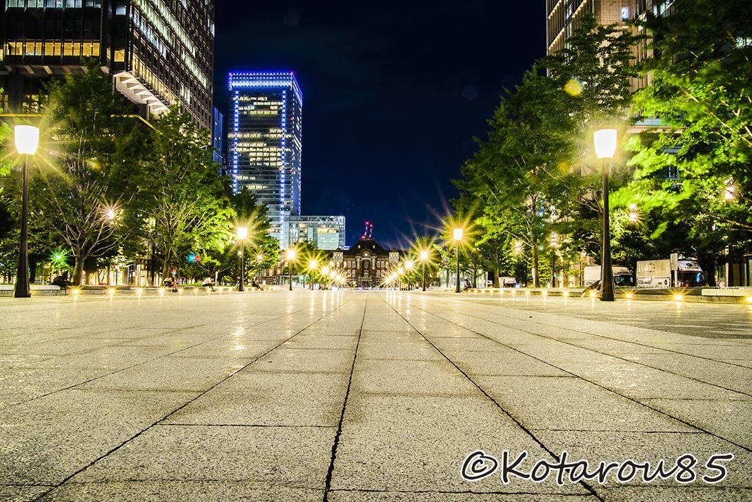 東京駅 20140806