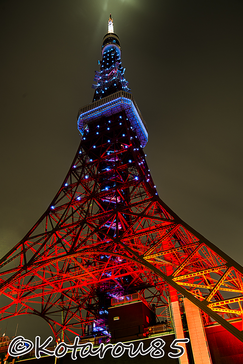 東京タワー 1 20140810