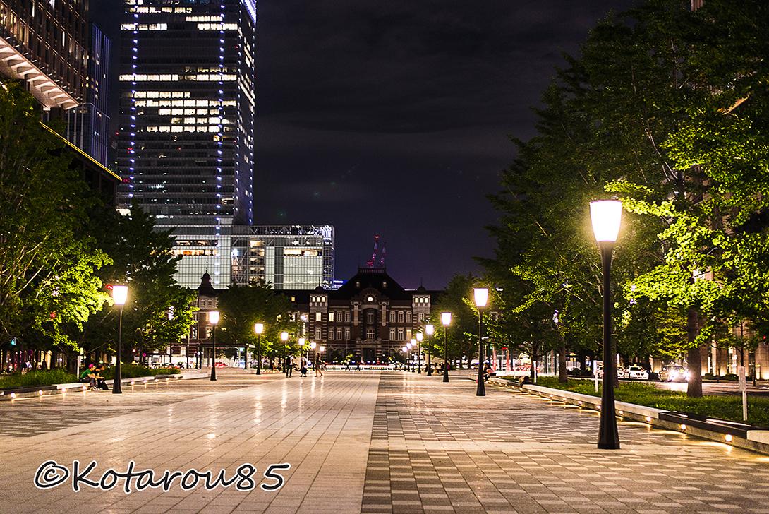 東京駅 20140905
