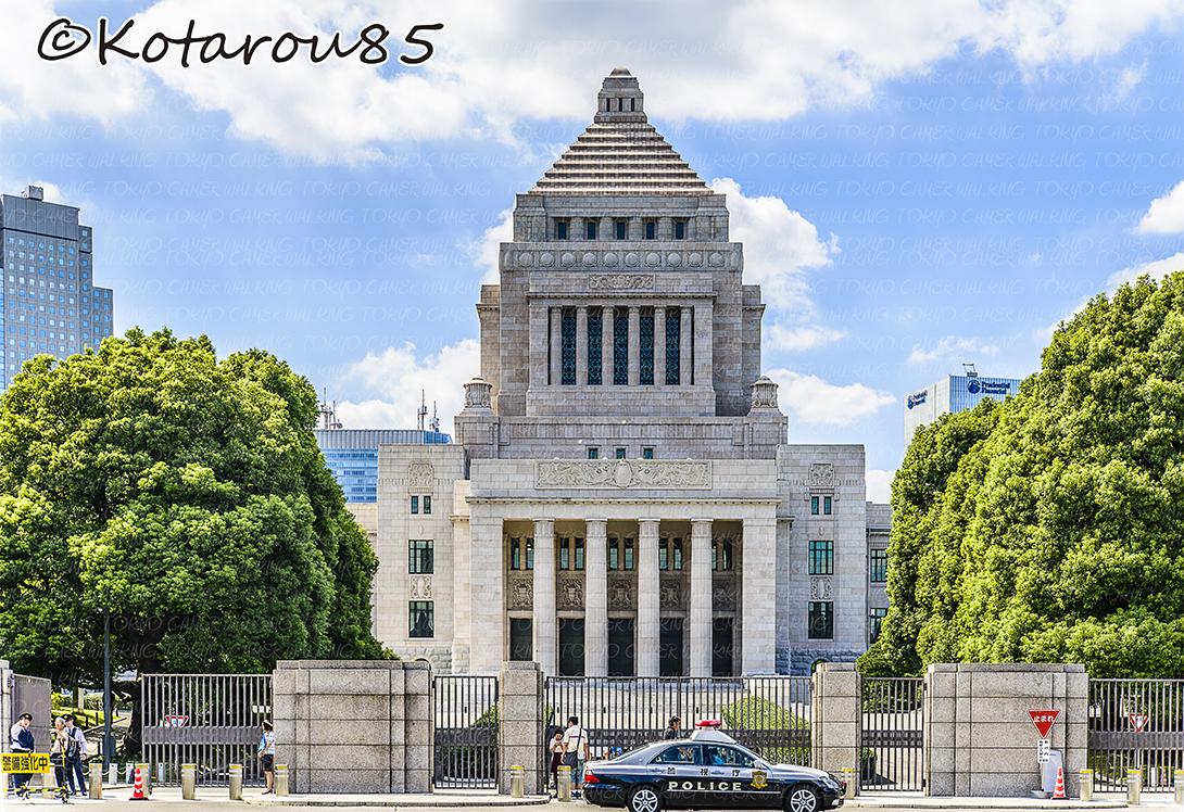 国会議事堂 20141008 2