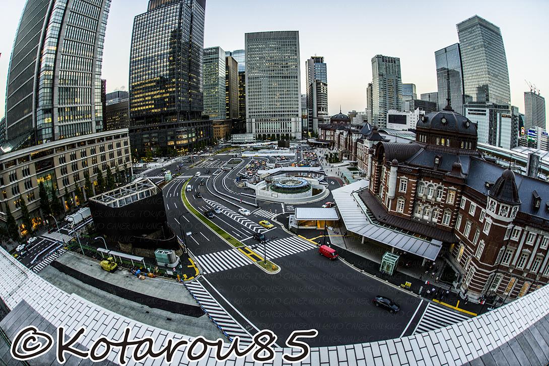 東京駅 20141010