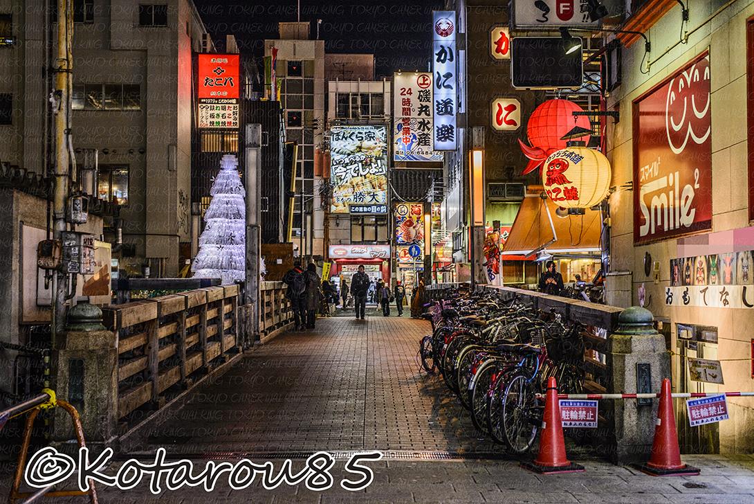 Osaka Camera Walking