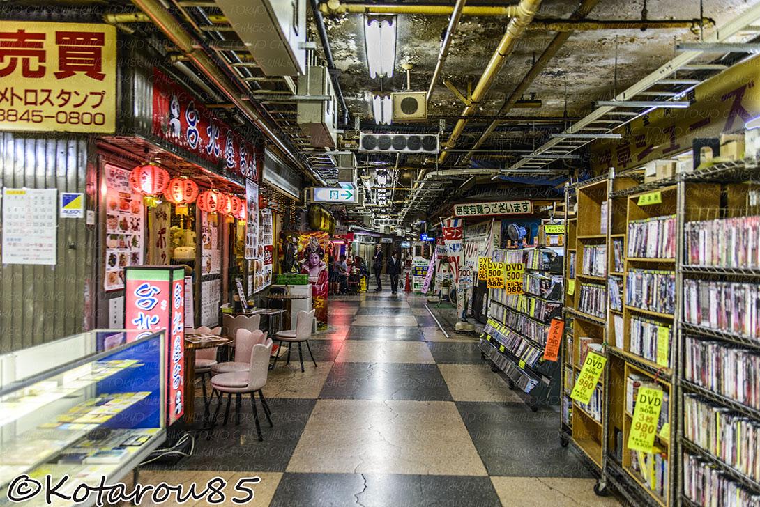 浅草駅の地下街3 20141026