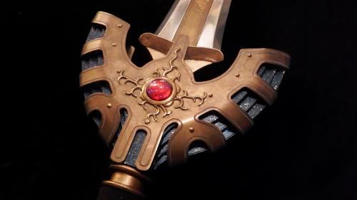 T様 金属刀身vevロトの剣 ラーミア