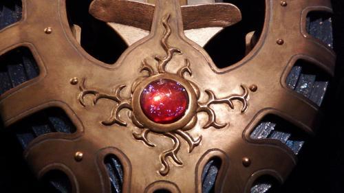 T様 金属刀身vevロトの剣 ラーミア装飾