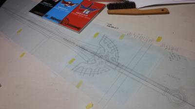 A様 ロトの剣 攻略本の表紙ver 設計図