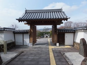 15 池田城跡公園