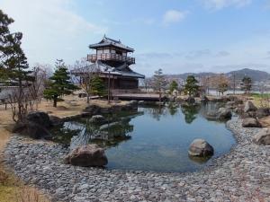 16 池田城跡公園