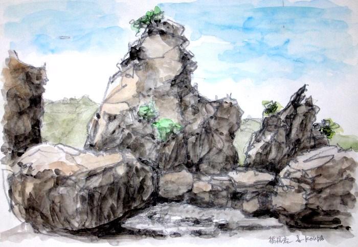 橋杭岩 (700x483)