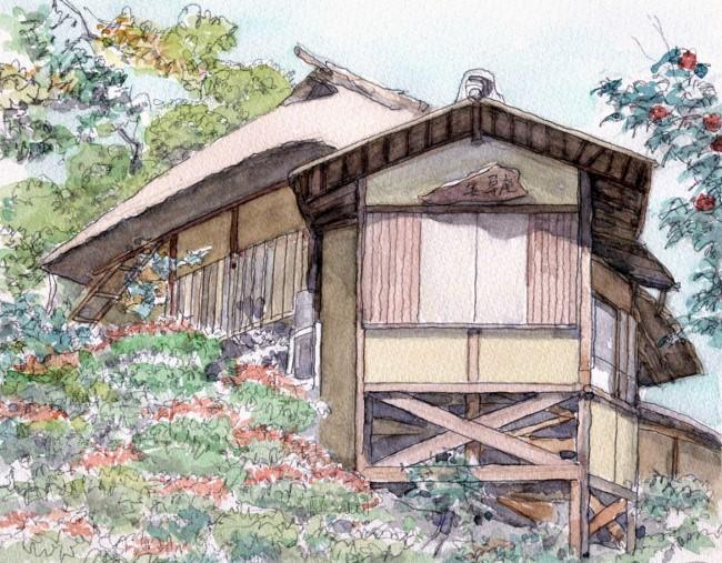 金閣寺の庵 (650x507)