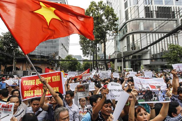 ベトナムと中国