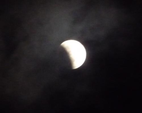皆既月食2011-1