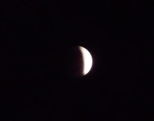 皆既月食2011-2