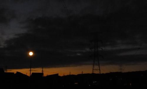 皆既月食2014-01