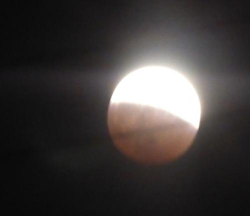 皆既月食2014-05