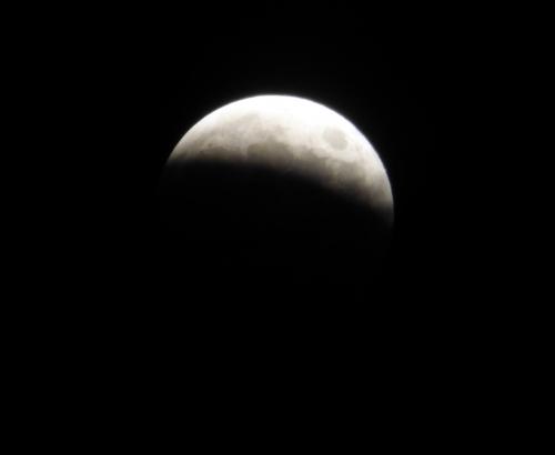 皆既月食2014-07