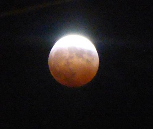皆既月食2014-08