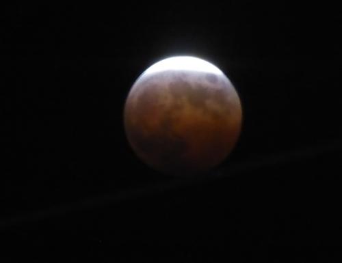 皆既月食2014-10