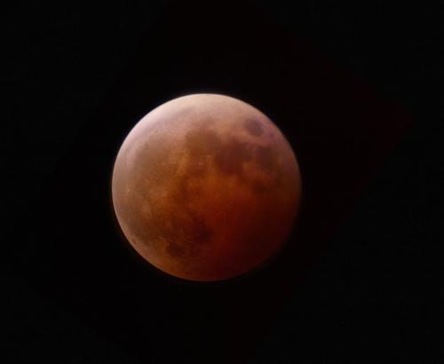 皆既月食2014-12