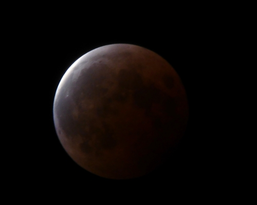 皆既月食2014-13