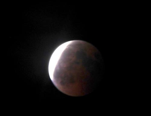 皆既月食2014-14