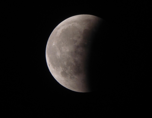 皆既月食2014-16