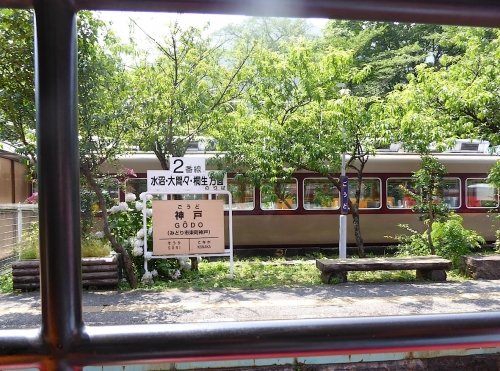 わたらせ渓谷鐵道トロッコの旅2014-079