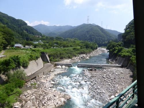 わたらせ渓谷鐵道トロッコの旅2014-091
