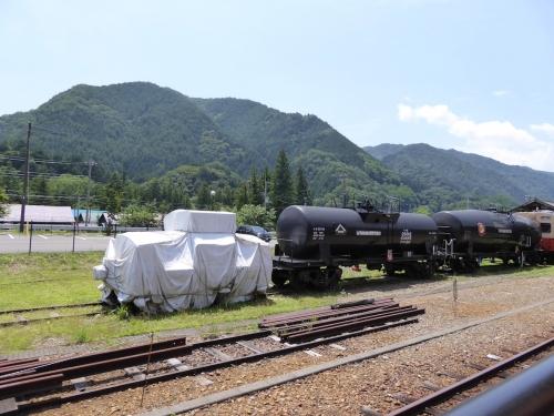 わたらせ渓谷鐵道トロッコの旅2014-131