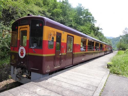 わたらせ渓谷鐵道トロッコの旅2014-160