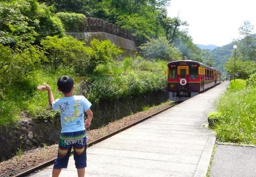 わたらせ渓谷鐵道トロッコの旅2014-143