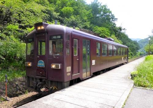 わたらせ渓谷鐵道トロッコの旅2014-150
