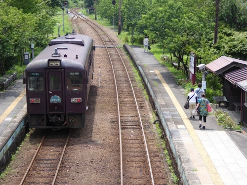 わたらせ渓谷鐵道トロッコの旅2014-166