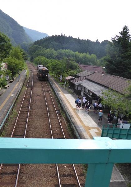 わたらせ渓谷鐵道トロッコの旅2014-196