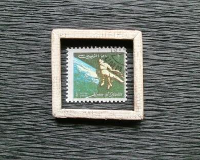 宇宙切手フレーム