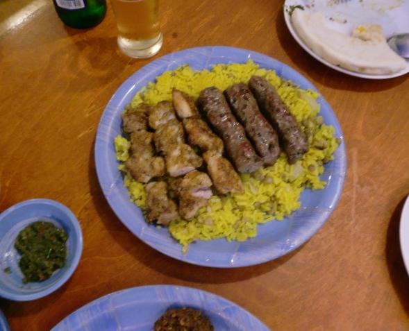 シャマイム料理2