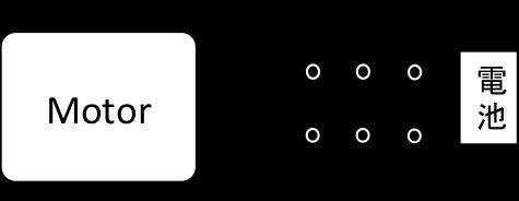 トグルスイッチ反転機構