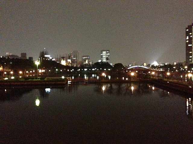 IMG_9788●現八橋から夜景