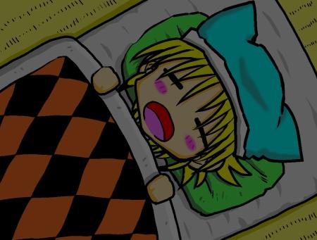 寝コン太グロー効果夜
