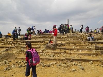 IMGP5515 塔ノ岳山頂