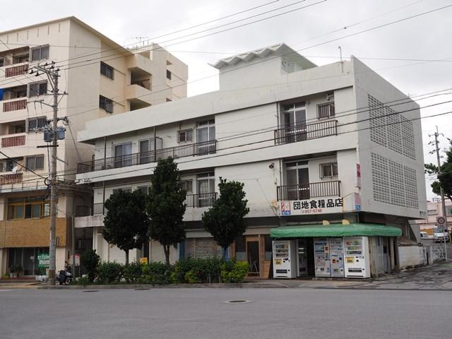 那覇市営宇栄原住宅横の団地食糧品店