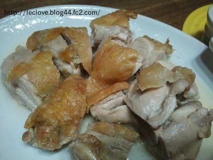 鶏の塩焼き