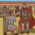 ローマ軍の物語Ⅳ ①