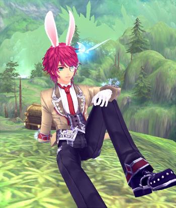 アリスウサギ