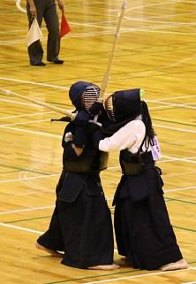剣道初試合 2