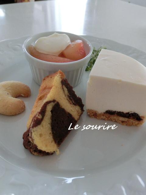 レアチーズ2