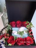 BOX flower gift